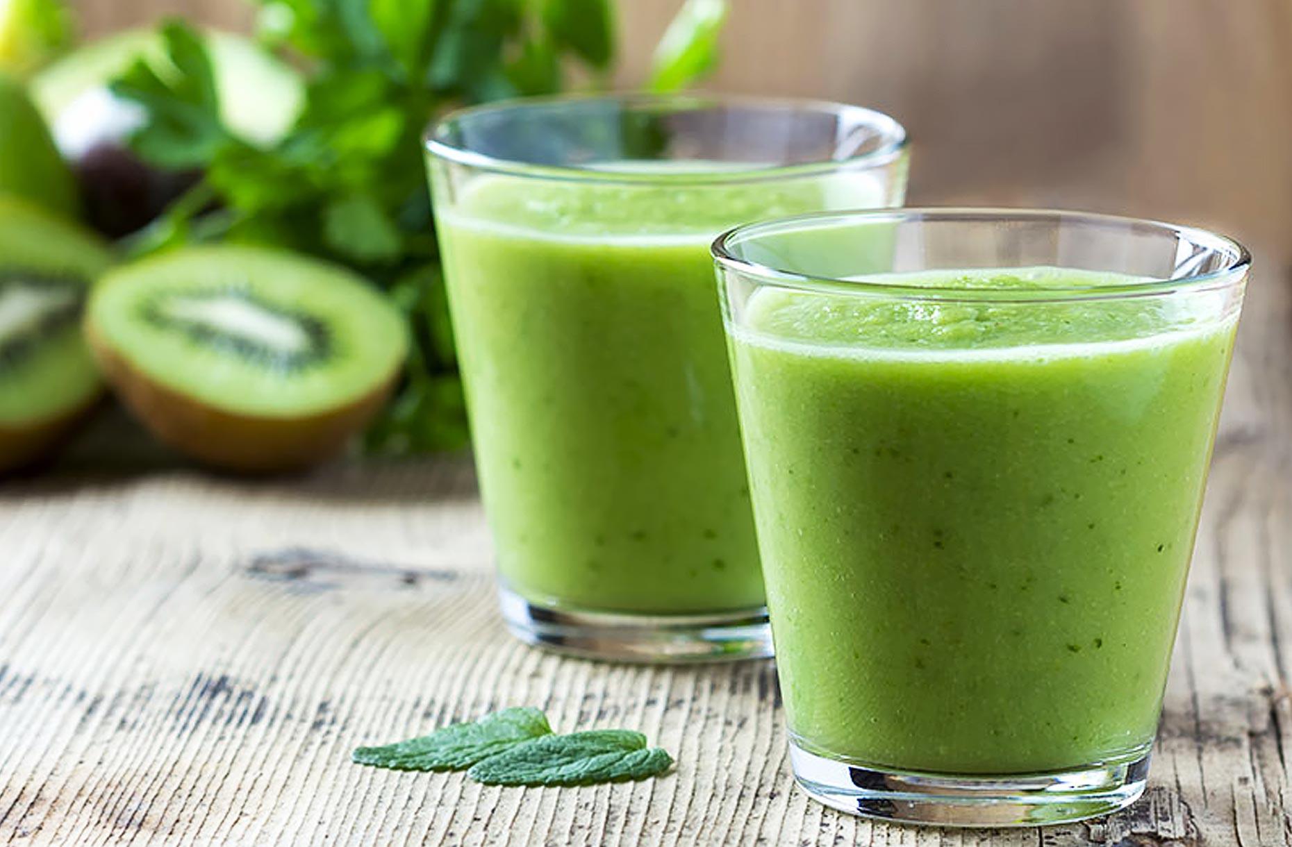 Jalna Recipe Green Smoothie