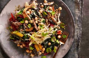 Jalna Recipe Mushrooms Silverbeet